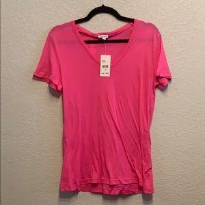 Splendid pink nebula T-shirt xs nwt